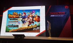 Garena เปิดตัวเกมใหม่ 3 เกมในงาน Garena World 2018 สิ้นเดือนนี้