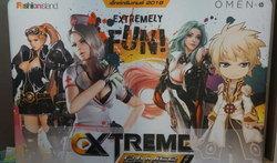 บรรยากาศควันหลงความสนุกในงาน Extreme Game 2018