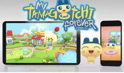รีวิว My Tamagotchi Forever กำเนิดใหม่สัตว์เลี้ยงดิจิตอลบนมือถือ