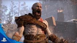 ชมคลิปเกมเพลย์ God Of War บน PS4 ที่โชว์กราฟิกแบบจัดเต็ม