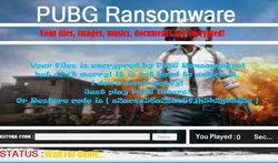 อย่างงี้ก็ได้เหรอ! ไวรัส PUBG Ransomware ต้องเล่น PUBG จึงจะปลดล็อคไฟล์ได้