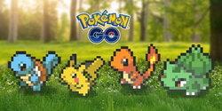 ข่าววันโกหก เกม Pokemon GO เตรียมทำกราฟิกแบบ 8Bit