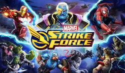 รวมพลฮีโร่ !! รีวิวเกม MARVEL Strike Force เกมมือถือที่สาวกฮีโร่มาร์เวลต้องไม่พลาด