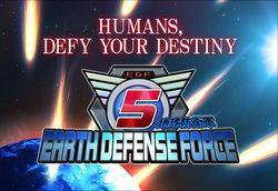 เกม EARTH DEFENSE FORCE 5 เตรียมวางจำหน่ายช่วงซัมเมอร์นี้