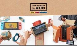 ไม่แรงอย่างที่คิด Nintendo Labo ขายได้เพียง 30% ของยอดส่ง
