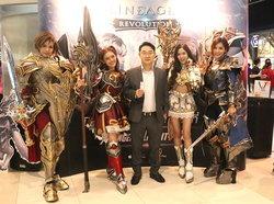 บรรยากาศชาว Lineage 2 Revolution ร่วมปิดโรงดู Avenger: Infinity War