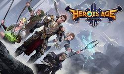 Heroes Age Online เกมออนไลน์มือถือสุดฮาร์ดคอร์จากตะวันตก มาเปิดในไทยแล้ว