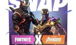 เกม Fortnite จับมือหนัง Avengers Infinity War เพิ่มโหมดพิเศษ Thanos