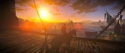 The Witcher 3 อัปแพทช์ใหม่ แก้ปัญหา Draw Distance บน PS4 Pro