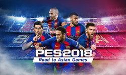 PES เกมฟุตบอลที่คนไทยคุ้นเคย สู่กีฬาสาธิตในเอเชี่ยนเกมส์
