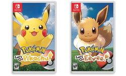 เปิดข้อมูลใหม่เกม Pokemon Lets Go Pikachu และ Lets Go Eevee