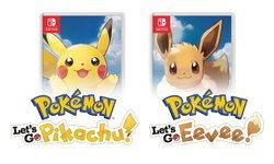 มาแล้วเกม Pokemon Lets Go Pikachu และ Lets Go Eevee บน Switch