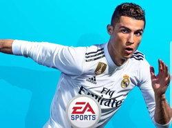 Cristiano Ronaldo มาเป็นนายแบบให้หน้าปกเกม FIFA19