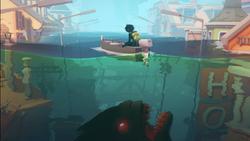 ชมทีเซอร์ตัวอย่างแรกของเกมท้องทะเลสุดหลอน Sea of Solitude