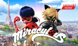รีวิว Miraculous Ladybug & Cat Noir รวมพลังสองฮีโร่จากฝรั่งเศส