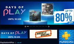 """พบกับโปรโมชั่นพิเศษ """"Days of Play"""" ทาง PS Store"""