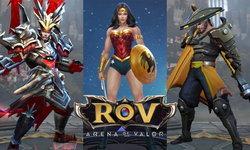 ROV แนะนำ 3 ฮีโร่สายไฟต์เตอร์ สุดโหดยอดนิยมของเกมเมอร์ไทย