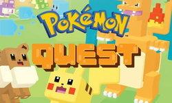 Pokémon Quest โปเกมอนสไตล์มายคราฟ เปิดให้เล่นในมือถือแล้ว