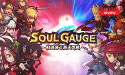 รีวิว Soul Gauge เกมแอคชั่น 2.5D สไตล์เรโทรสนุกๆ ในมือถือ