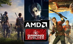 AMD ประกาศเป็นพาร์ทเนอร์ 3 เกมดังจากงาน E3 2018