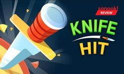 รีวิว Knife Hit เกมปามีดสุดฮิต เกมที่ดูธรรมดาแต่สนุก มันมีอะไรดี!