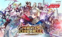 Tip การหาเงินใน Knights Chronicle เกมมือถือมาแรง