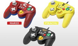 Hori เปิดตัวจอย GameCube ถึง 3 เเบบ เตรียมพร้อมสำหรับ Super Smash Bros Ultimate