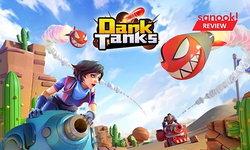 รีวิว Dank Tanks เกม MOBA สายพันธุ์ใหม่ ใช้รถถังลุยกัน