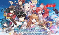 รีวิว Hunter World เกมมือถือเพื่อชาวอนิเมะ พร้อมเสียงนักพากย์ชื่อดังจากญี่ปุ่น
