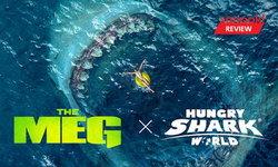 รีวิวเกมฉลามบุก! Hungry Shark World การกลับมาของฉลามหิว