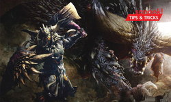 Monster Hunter World แนะนำ Skill เด็ดสำหรับคนชอบสั้นๆ ดาบโล่และดาบคู่