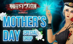Infestation TH กิจกรรมวันแม่ Mother's Day Special Drop