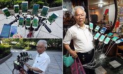 คุณตา วัย 70 ปี จาก ไต้หวัน โชว์การเล่น Pokémon GO จนหลายคนต้องอาย