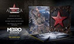 ชุดสะสม Metro Exodus Aurora Limited Edition เปิดให้พรีออเดอร์แล้ววันนี้