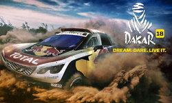 เกมแข่งรถแรลลี่หฤโหด Dakar 18 เตรียมวางจำหน่าย 28 กันยายนนี้