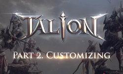 แง้มแล้ววันเปิด TALION ! เกม MMORPG สายเลือดใหม่