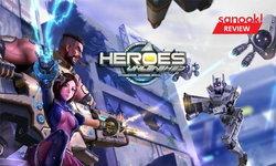 รีวิว Heroes Unleashed เกมส์ยิงมือถืออารมณ์เดียวกับ Overwatch