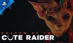 ชมบรรดาสัตว์เลี้ยงแสนรักในตัวอย่างใหม่ของ Shadow of the Tomb Raider