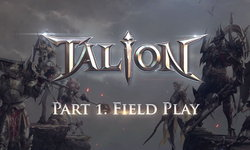 TALION ปล่อยวิดิโอ GamePlay เซทแรกสุดอลัง