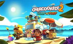 Overcooked! 2 ปล่อย DLC เพิ่มศึกใหม่ Surf 'n' Turf