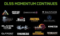 NVIDIA ประกาศรายชื่อเกมที่รองรับเทคโนโลยี DLSS