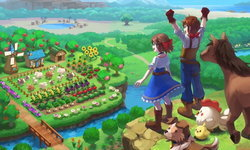 Harvest Moon: One World ประกาศเลื่อนวันวางจำหน่ายไปเป็นปีหน้า