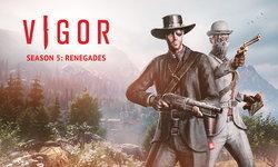 Vigor Season Five พร้อมคลอดแผนที่และโหมดทีมใหม่เปิดซิง
