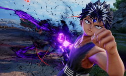 Jump Force ปล่อยภาพตัวละคร DLC ใหม่ Hiei จาก Yu Yu Hakusho คนเก่งฟ้าประทาน