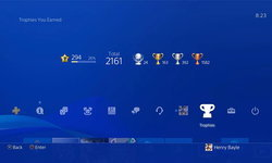 PlayStation อัปเดตระบบ Trophy ใหม่ เพิ่มระดับเลเวลเป็น 99 พร้อมไอคอนแบบใหม่