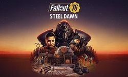 ตัวอย่าง Recruitment จากเกม Fallout 76: Steel Dawn