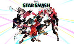 Star Smash เกมมือถือตีเทนนิสใหม่จากดิสนีย์ เตรียมออกเดือนนี้ในญี่ปุ่น