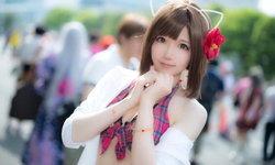 คอสเพลย์จากน้องซึบากิ เลเยอร์สวยใสจากญี่ปุ่น