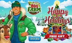 Big Farm ฉลองเทศกาลในแบบแดนเหนือ กับฟาร์มสไตล์ไวกิ้ง