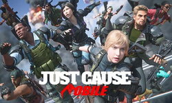 เปิดตัว Just Cause: Mobile ระเบิดภูเขาเผากระท่อม!